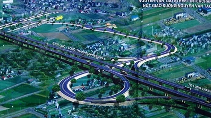 Phê duyệt danh mục khoản vay ADB đầu tư cao tốc Bến Lức-Long Thành