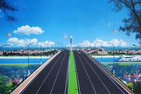 Đồng Nai đầu tư 1.008 tỷ đồng xây cầu An Hảo
