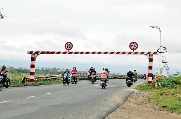 Khởi công cầu Đà Rằng mới, kết nối các vùng kinh tế Phú Yên