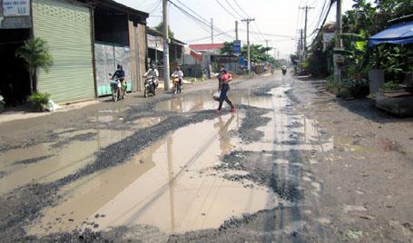 TP.HCM: 400 tỷ đồng nâng cấp mở rộng đường Tên Lửa, Tỉnh lộ 10